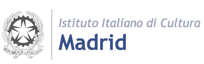 Residenza dartista a madrid presso l 39 istituto italiano di for Instituto italiano de cultura madrid